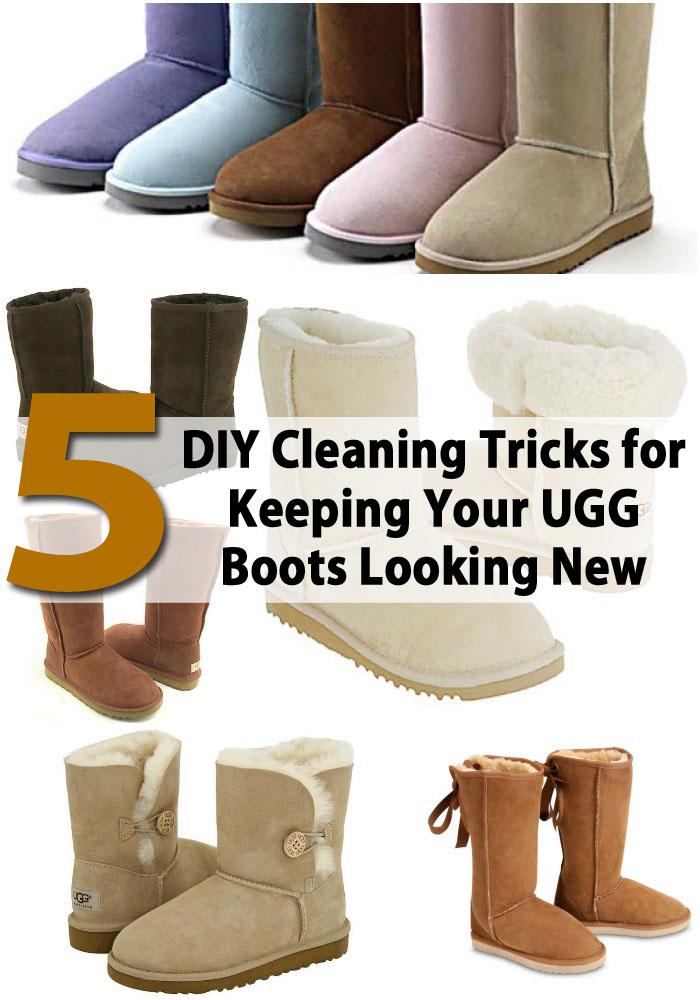 8 DIY Reinigung Tricks für Ihre UGG-Stiefel suchen Neu