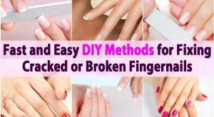 Schnelle und einfache DIY-Methoden zum Reparieren von gebrochenen oder gebrochenen Fingernägeln