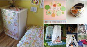 30 kreative und schlaue Möglichkeiten, alte Bettwäsche umzubenennen