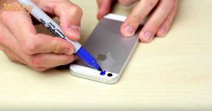 Wie man die Kamera deines Telefons in ein Blacklight umwandelt