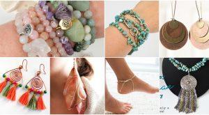 25 wunderschöne DIY Boho Schmuckstücke, die Stil zu jedem Kleiderschrank hinzufügen