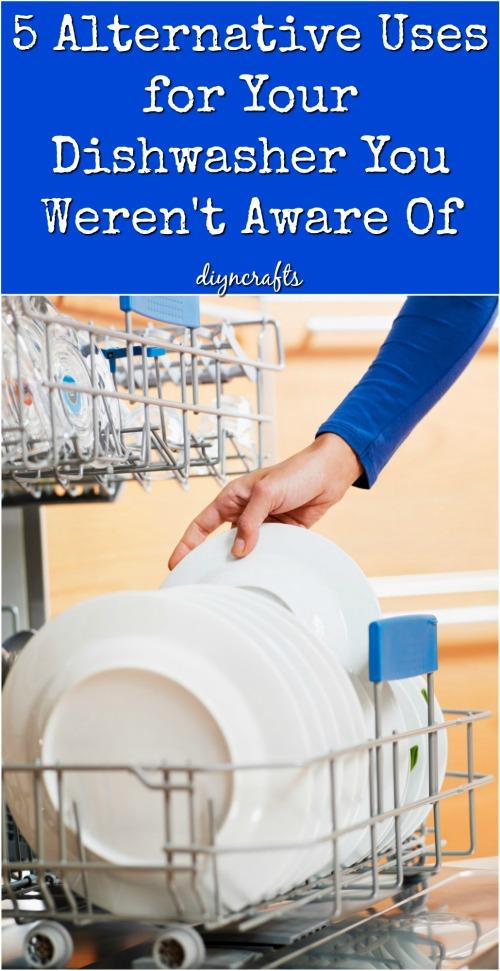 5 alternative Anwendungen für Ihre Spülmaschine, die Sie nicht wussten