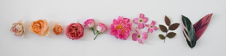 Wie man ein Frühlingsblumenarrangement macht