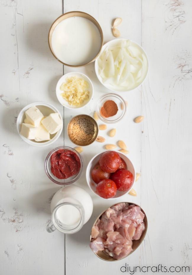 Machen Sie Ihr eigenes Takeout mit diesem Slow Cooker Restaurant Stil Butter Chicken
