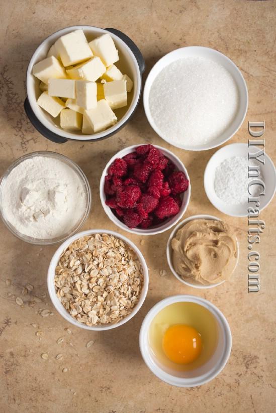 Diese Erdnussbutter-Hafer-Bars sind die perfekte Mitte-Tages-Protein-Pick-Me-Up