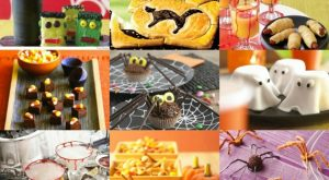 Top 250 Scariest und leckerste Halloween-Food-Ideen