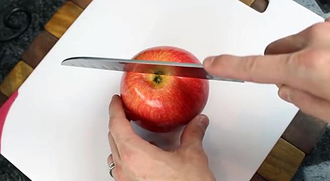 Ein Apfel am Tag hält den Doktor fern: 5 Apple Slicing Hacks