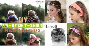 10 DIY-Sommer-Stirnbänder, die Sie für stilvollen Sommer-Spaß haben müssen