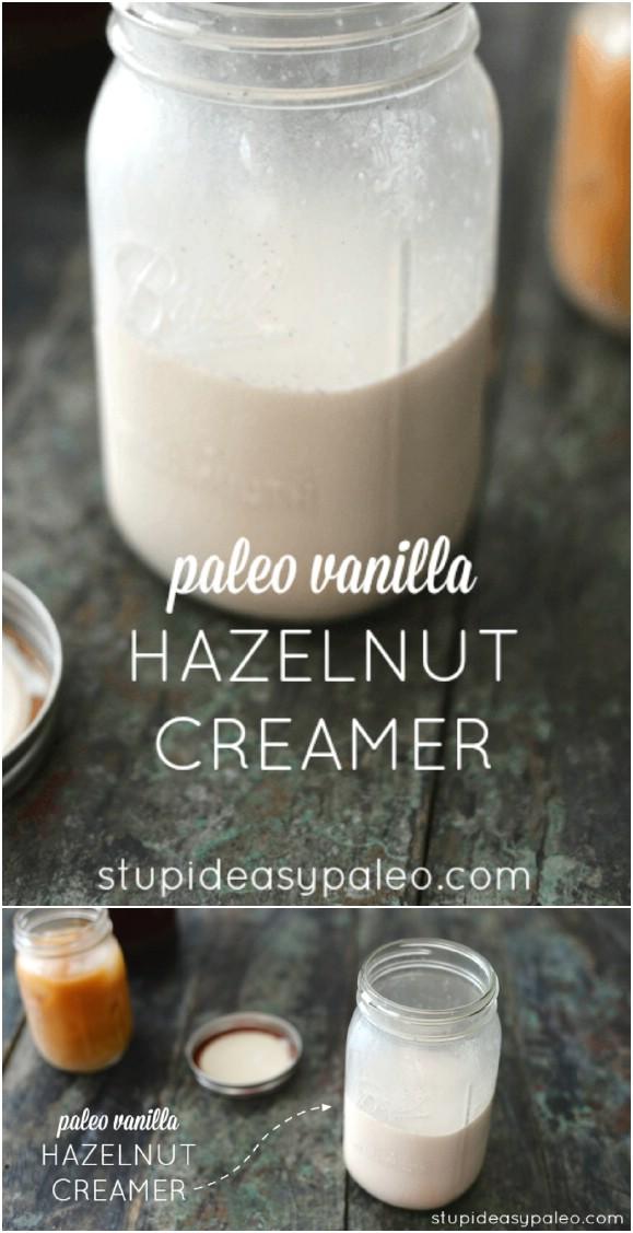 25 leckere hausgemachte Kaffee Creamer Rezepte