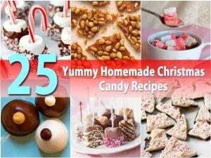 25 leckere selbst gemachte Weihnachtszuckerrezepte