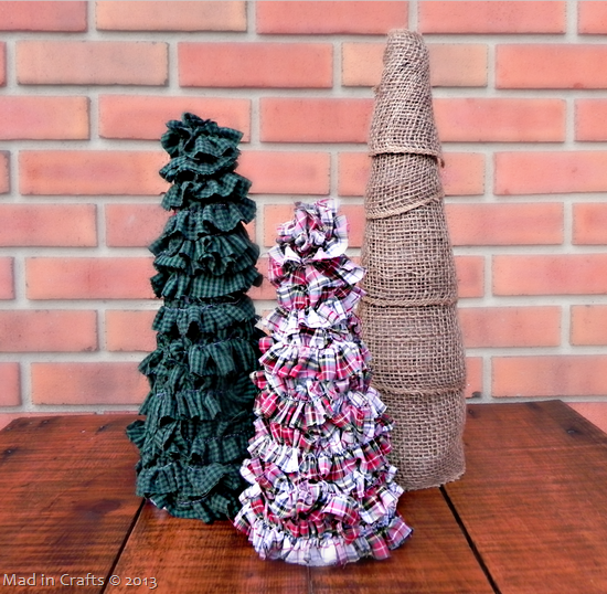 30 Thrift Store Weihnachtsdekor-Ideen