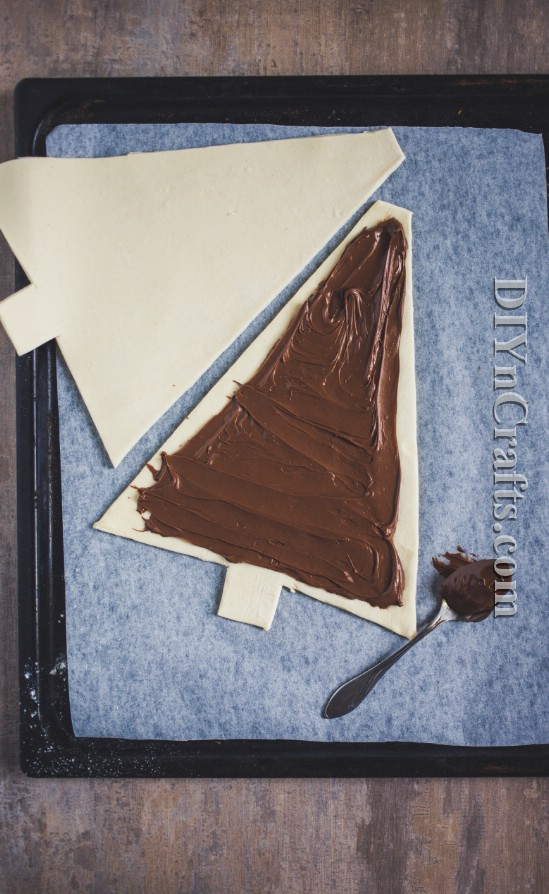 Dieser leckere Nutella-Baum ist der perfekte Urlaub Dessert