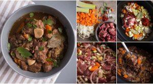 Yummy Slow Cooker traditionelles Rindfleisch Eintopf Rezept