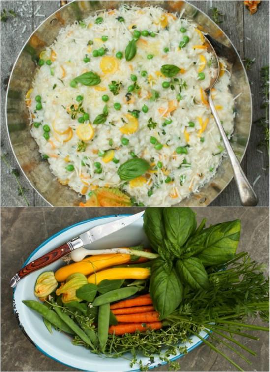 20 köstliche Sommer-Veggie-Rezepte, zum von Ihrem Garten zu machen
