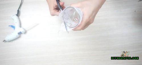 Wie man aus einfachen Materialien 3 schöne Kerzenhalter macht {Video Tutorial}