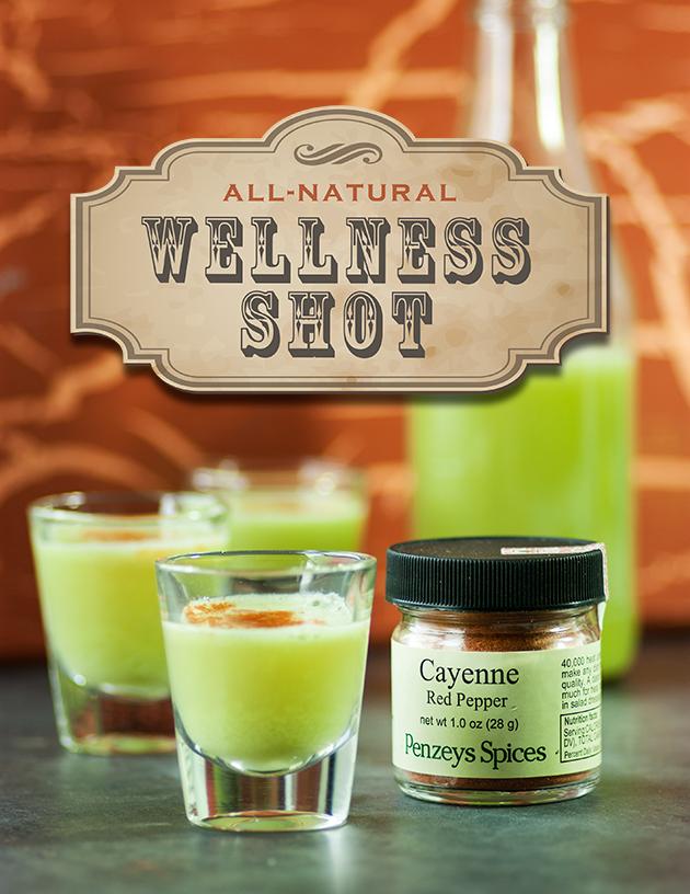 DIY Health Remedy - Alle natürlichen Wellness Shots
