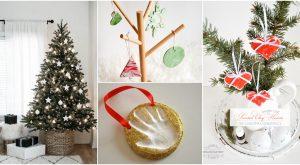 13 DIY Clay Christmas Ornamente, die Hausgemachte Art zu Ihrem Baum hinzufügen