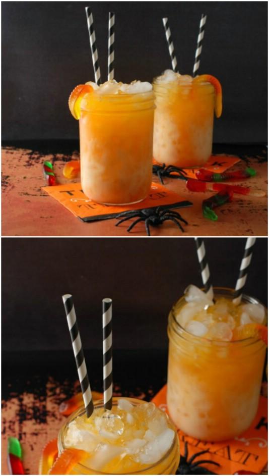 30 erschreckend Spaß-Halloween-Party-Getränk-Rezepte, die Ihre Gäste erregen werden