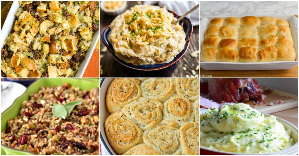 25 köstliche Weihnachtsbeilagen-Rezepte, zum Ihrer Feiertags-Ansammlungen mitzunehmen
