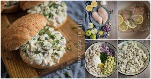 Klassisches Hühnchen-Salat-Rezept ist das perfekte Party-Gericht