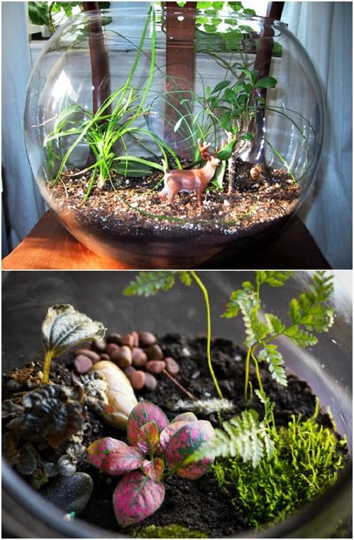 10 fabelhafte Fisch Schüssel Upcycling Ideen für atemberaubende Home Decor