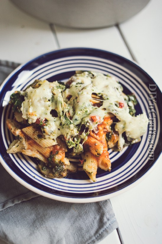Diese Crock Pot Pasta wird schnell Ihre Lieblings-Eintopf Mahlzeit werden