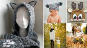20 wunderschöne häkeln Hüte halten Sie warm und sieht gut aus