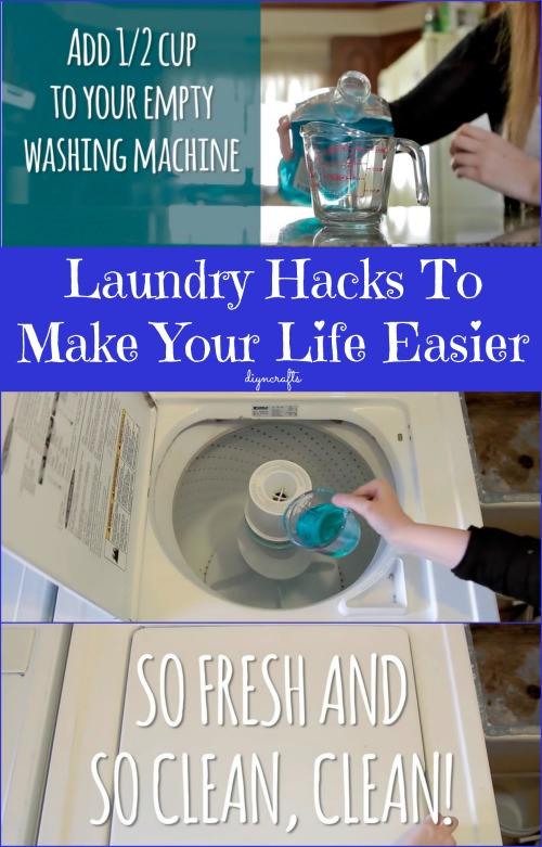 Diese Top 5 Wäsche Hacks werden Ihr Leben und Kleidung besser machen