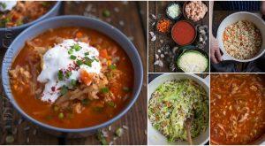 Diese Kohl Rollen Suppe ist so lecker wie es gesund ist