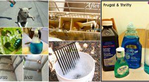 30 Frugal verwendet für Dawn Dish Soap, die Ihr Leben vereinfachen wird
