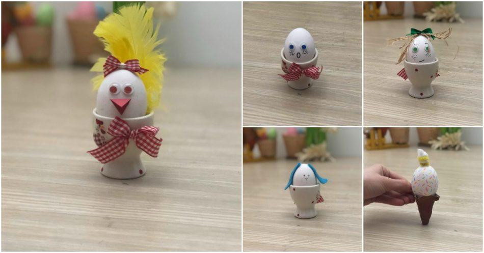 Diese 5 einfache DIY Osterei Dekorationsideen sind so kreativ