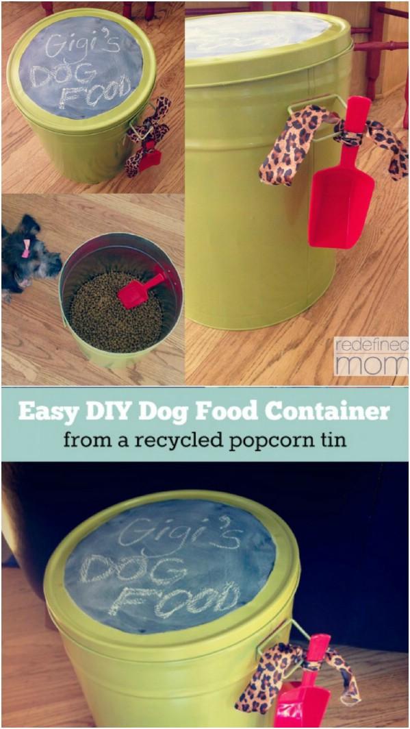 20 Crazy Creative Popcorn Tin Repurposing Projekte