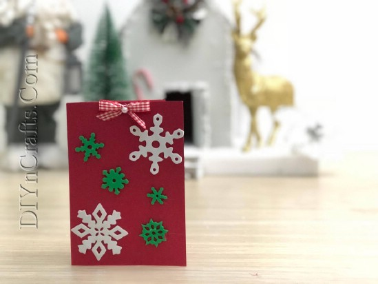 Senden Sie die Grüße Ihrer Saison in Stil mit diesen 5 DIY Weihnachtskarten