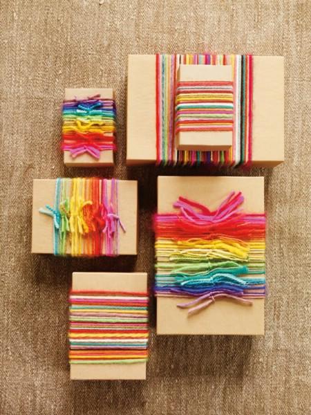 40 erstaunliche Weihnachtsgeschenkverpackungsideen, die Sie sich machen können