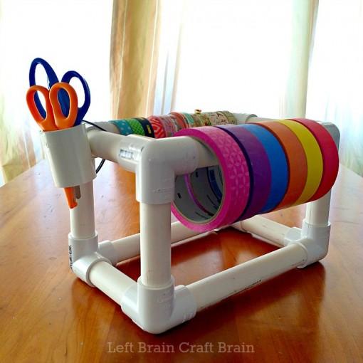 20 DIY-Projekte, die Sie mit PVC-Rohr machen können