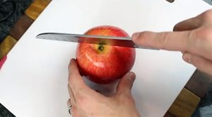 Ein Apfel am Tag hält den Doktor fern: 5 Apple Slicing Hacks