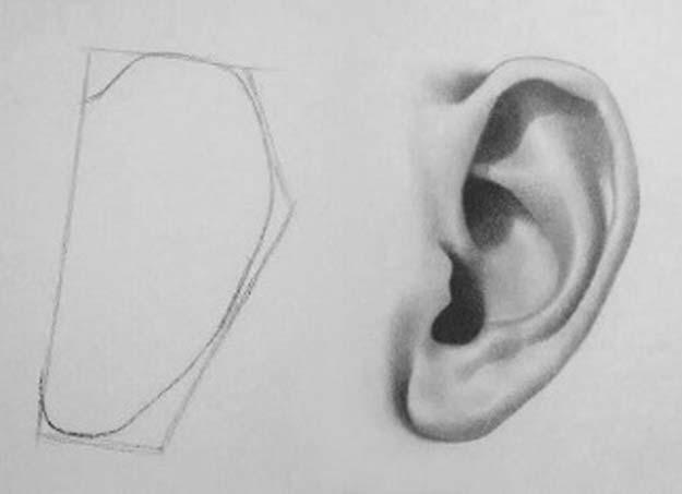 35 Cool, aber einfache Zeichnung Tutorials für den Künstler in dir