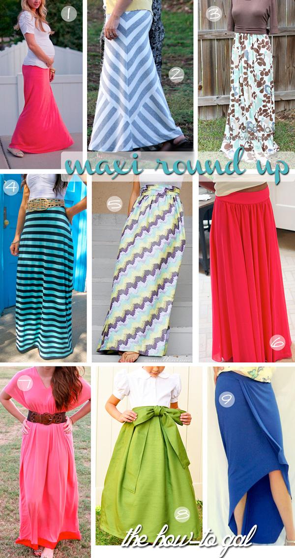 Top 15 Summer Ready DIY Röcke mit kostenlosen Mustern und Anleitungen