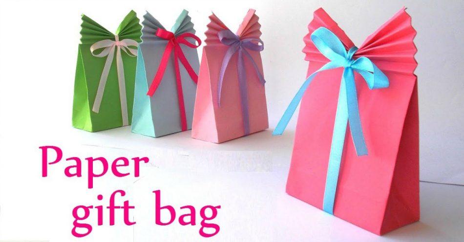 Das ist ein Wrap! Wie man seine eigene Geschenktüte macht (es ist so einfach!)