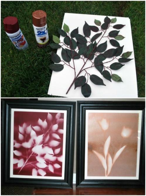 40 Crazy Creative Spray Paint Projekte, die Ihr Leben verändern werden