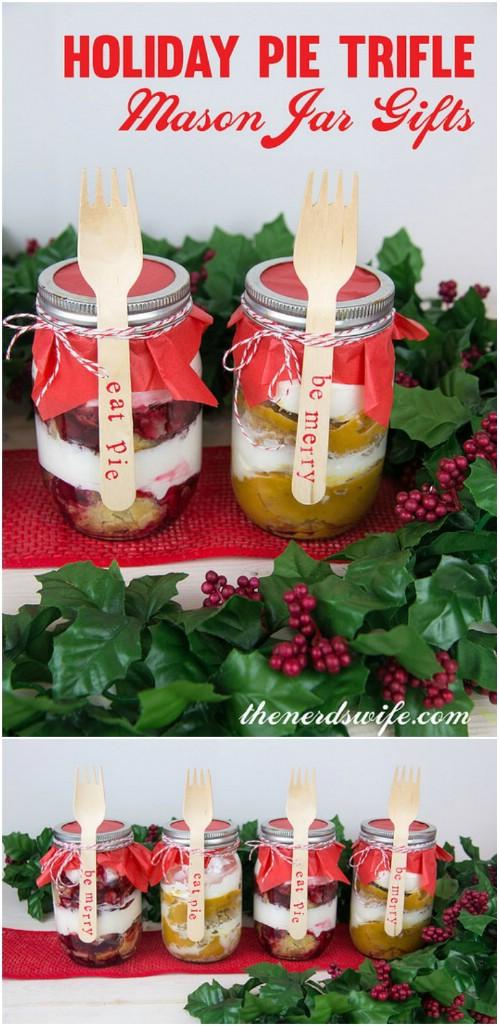 30 Festliche Geschenke in einem Glas Rezepte, die das perfekte Weihnachtsgeschenk machen