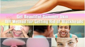 Get Beautiful Summer Skin - DIY-Methode zum Loswerden von Mitessern