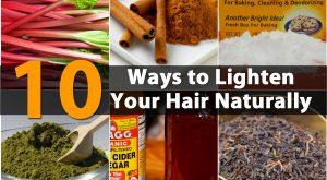 10 Möglichkeiten, um Ihr Haar natürlich {Hausgemachte Rezepte}
