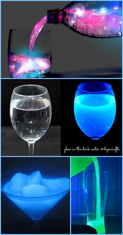 Geniales Wissenschaftsprojekt: Wie man Glow im dunklen Wasser macht