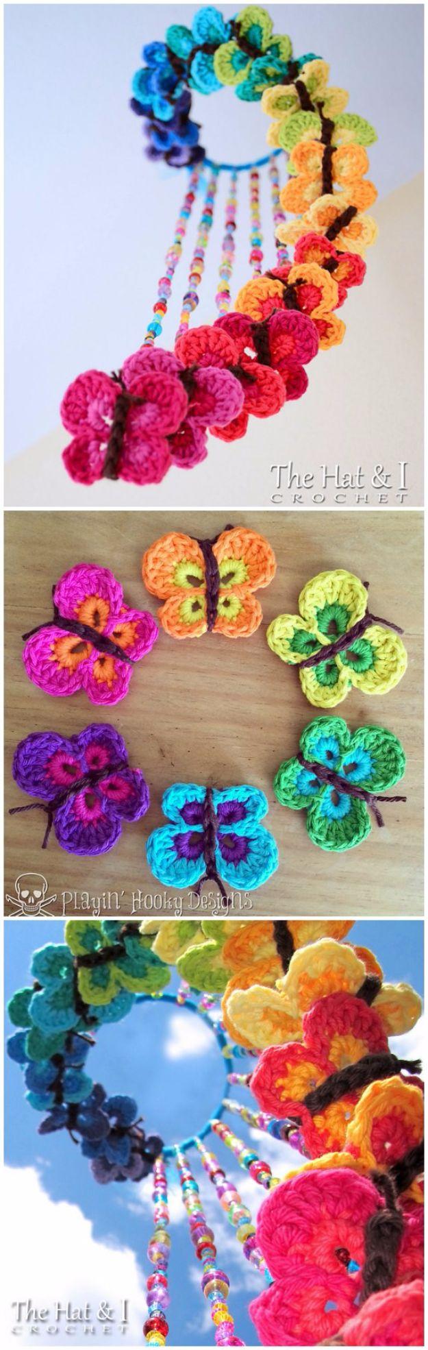 35 verträumte DIY-Ideen mit Schmetterlingen