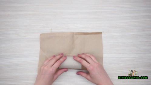 5 einfache Projekte, um Papierrollen zu festlichen Feiertagsdekorationen wiederzuverwenden