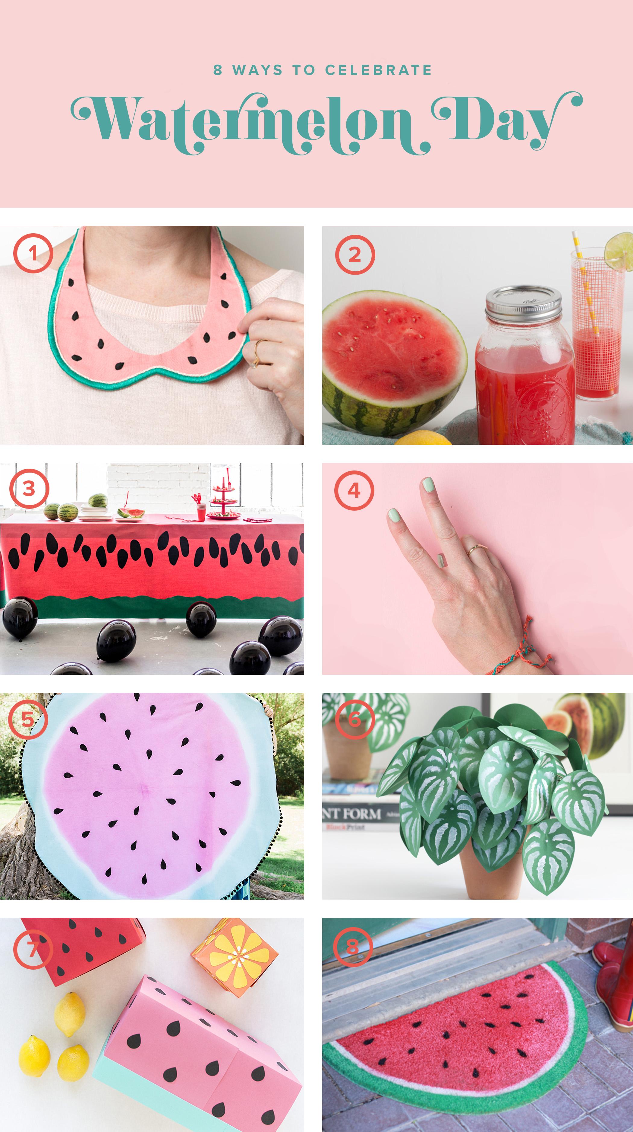 Wassermelone Round-Up