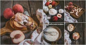 Pfirsich-Cobbler - dieses schnelle und einfache Rezept schmeckt genau wie Mütter