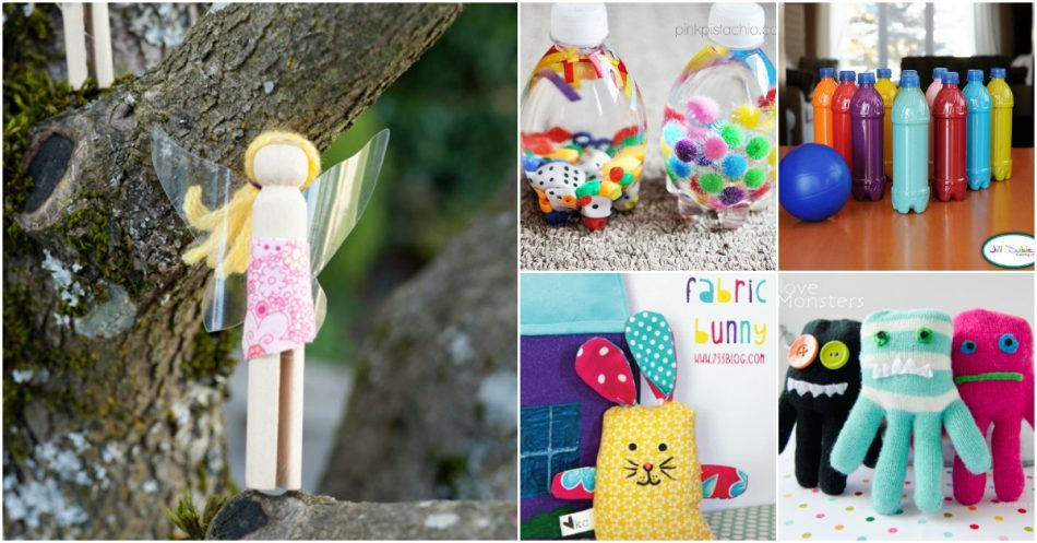 30 Spaß und pädagogische Baby Toys, die Sie in Ihrer Freizeit DIY