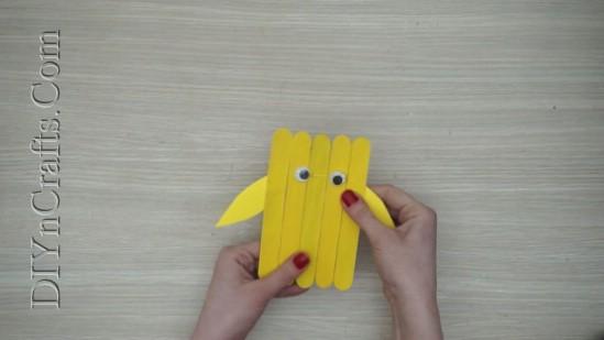 5 einfache DIY Ostern Projekte, die Sie mit gewöhnlichen Craft Sticks machen können